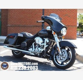 2012 Harley-Davidson Touring for sale 200796011