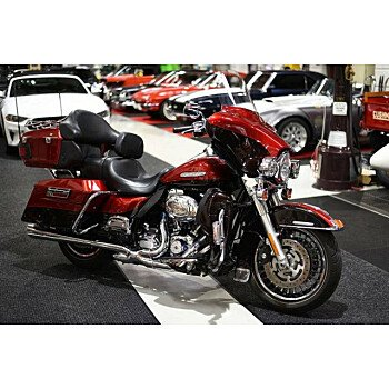 2012 Harley-Davidson Touring for sale 200799750