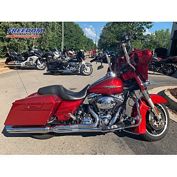 2012 Harley-Davidson Touring for sale 200942052