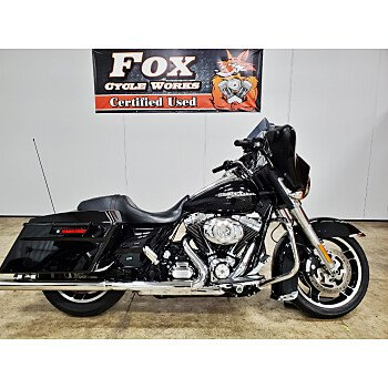 2012 Harley-Davidson Touring for sale 200950653