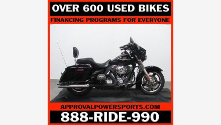 2012 Harley-Davidson Touring for sale 201050439