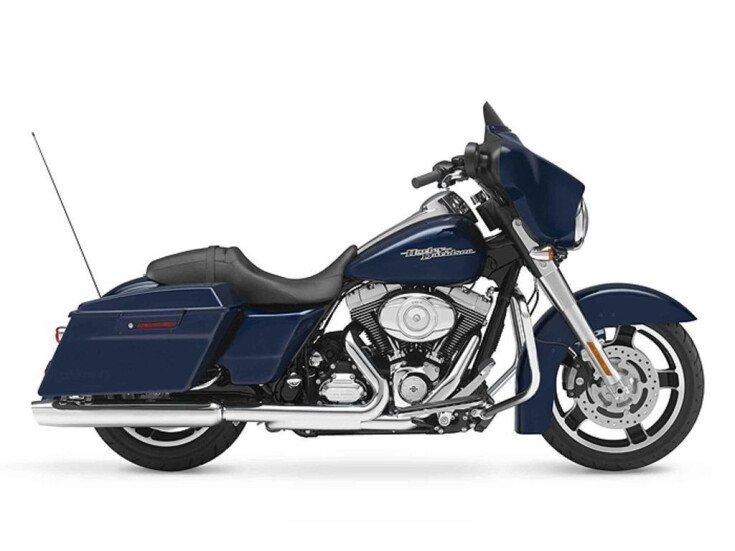 2012 Harley-Davidson Touring for sale 201070092