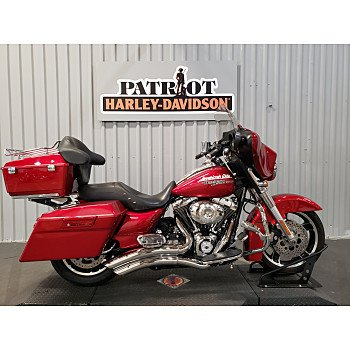 2012 Harley-Davidson Touring for sale 201122946