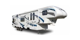 2012 Heartland Cyclone 3800 specifications