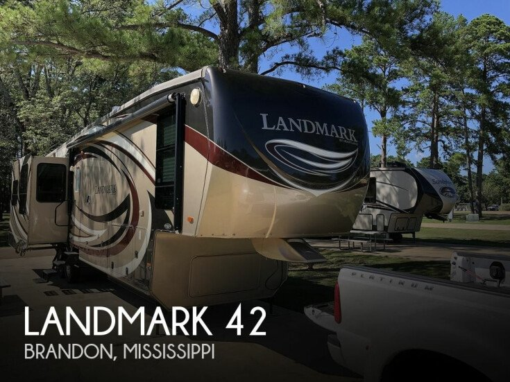 2012 Heartland RVs landmark