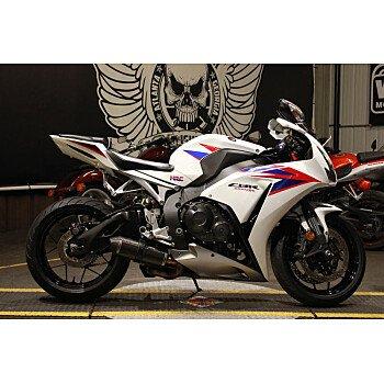 2012 Honda CBR1000RR for sale 200776277