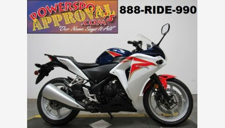 2012 Honda CBR250R for sale 200666146