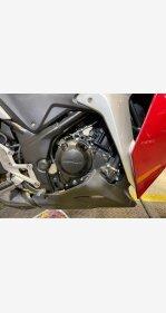 2012 Honda CBR250R for sale 201038193