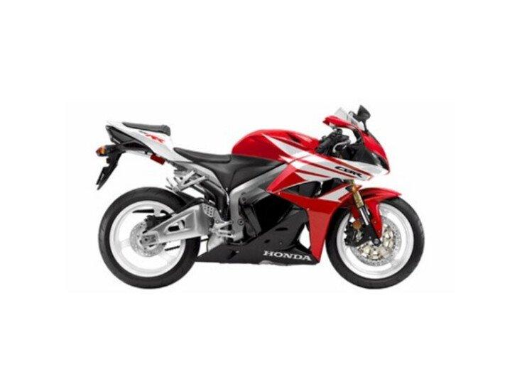 2012 Honda CBR600RR 600RR specifications