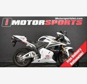 2012 Honda CBR600RR for sale 200804755