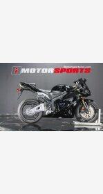 2012 Honda CBR600RR for sale 200805130