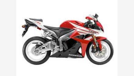 2012 Honda CBR600RR for sale 200807272