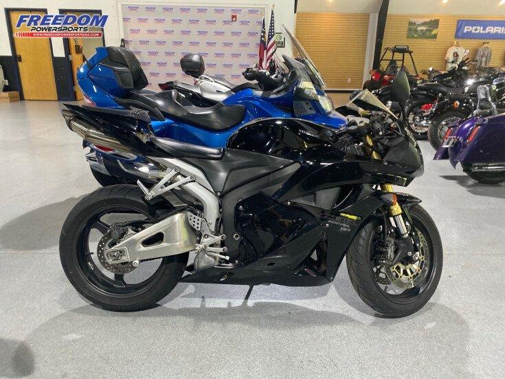 2012 Honda CBR600RR for sale 201081401