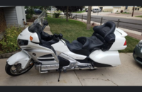 2012 Honda Gold Wing Audio Comfort for sale 200815368