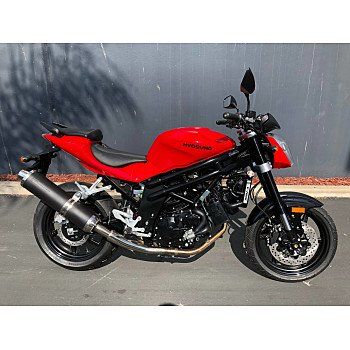 2012 Hyosung GT650 for sale 200702370