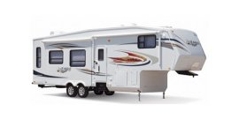 2012 Jayco Eagle 361 MKQS specifications