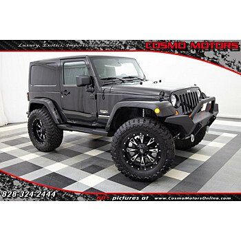 2012 Jeep Wrangler 4WD Sahara for sale 101054812