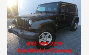2012 Jeep Wrangler 4WD Unlimited Sport for sale 101077975