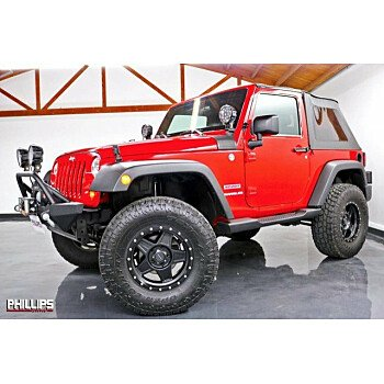 2012 Jeep Wrangler 4WD Sport for sale 101117610
