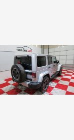 2012 Jeep Wrangler 4WD Unlimited Sahara for sale 101046413