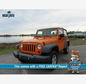2012 Jeep Wrangler 4WD Sport for sale 101103293