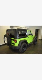 2012 Jeep Wrangler 4WD Sport for sale 101108786