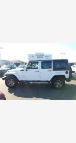 2012 Jeep Wrangler 4WD Unlimited Sport for sale 101110952