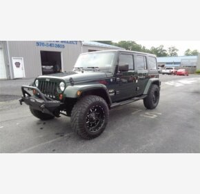 2012 Jeep Wrangler 4WD Unlimited Sahara for sale 101187638