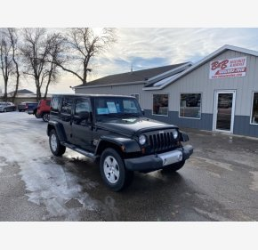 2012 Jeep Wrangler 4WD Unlimited Sahara for sale 101191160