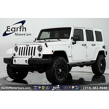 2012 Jeep Wrangler 4WD Unlimited Sahara for sale 101210259
