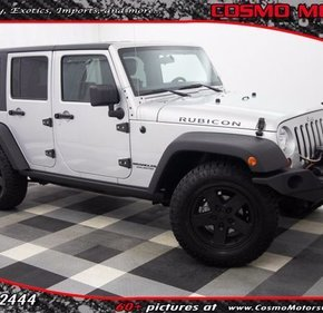 2012 Jeep Wrangler for sale 101233669