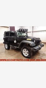 2012 Jeep Wrangler 4WD Sport for sale 101245040