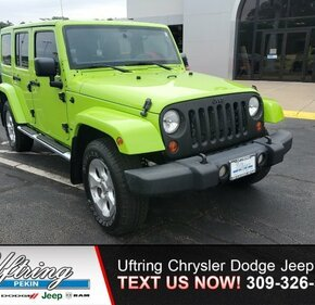 2012 Jeep Wrangler 4WD Unlimited Sahara for sale 101325536