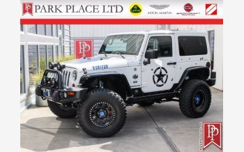 2012 Jeep Wrangler for sale 101328096