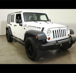 2012 Jeep Wrangler 4WD Unlimited Sport for sale 101329916