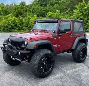 2012 Jeep Wrangler 4WD Sport for sale 101337185
