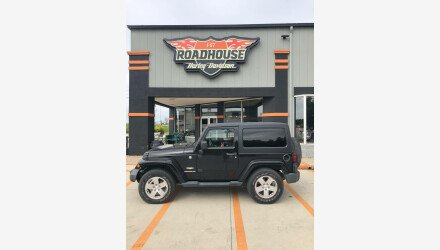 2012 Jeep Wrangler for sale 101344486