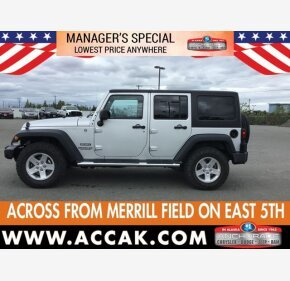 2012 Jeep Wrangler for sale 101345390