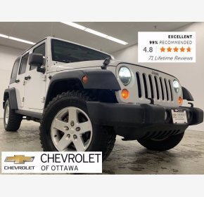 2012 Jeep Wrangler for sale 101353253