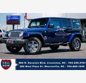 2012 Jeep Wrangler for sale 101354736