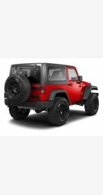 2012 Jeep Wrangler for sale 101357302