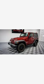 2012 Jeep Wrangler for sale 101368812