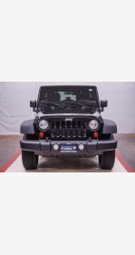 2012 Jeep Wrangler for sale 101374534