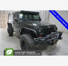 2012 Jeep Wrangler for sale 101386807