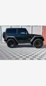 2012 Jeep Wrangler for sale 101403450