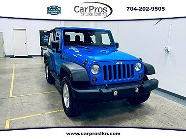 2012 Jeep Wrangler for sale 101407992