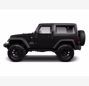 2012 Jeep Wrangler for sale 101412195