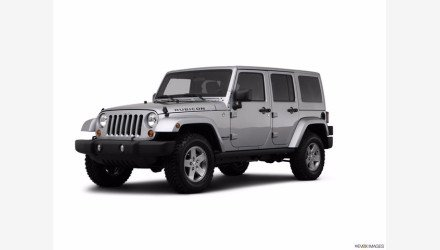 2012 Jeep Wrangler for sale 101419302