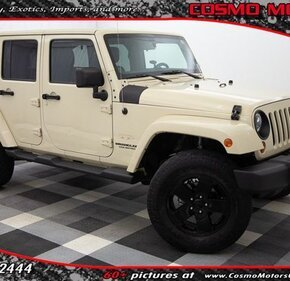 2012 Jeep Wrangler for sale 101441478