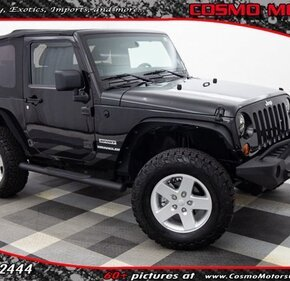 2012 Jeep Wrangler for sale 101453212